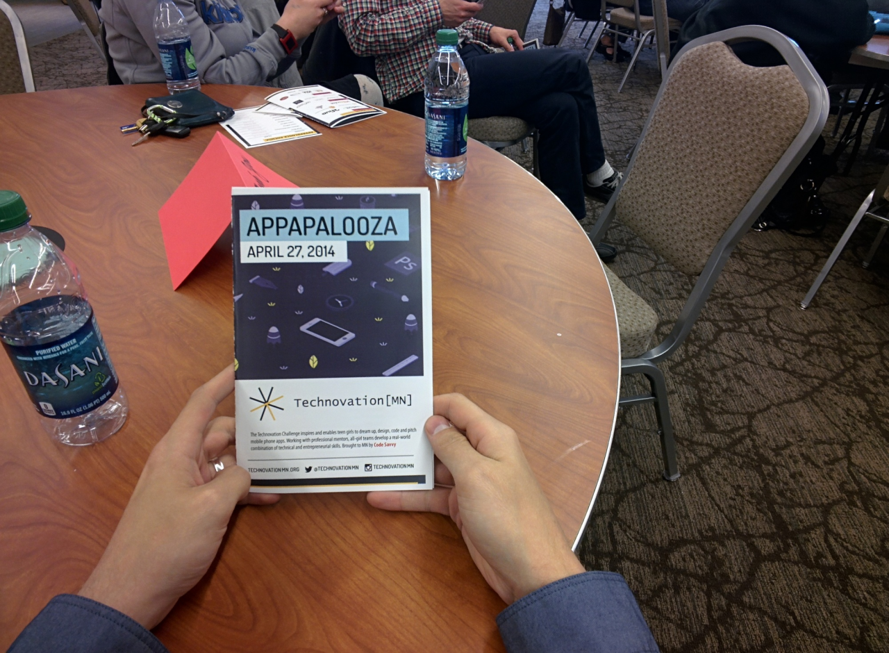 Appapalooza by Technovation