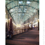 Lights in the Mall of America