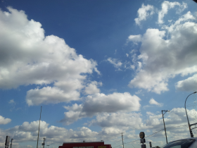 Sky Photo From Galaxy S II